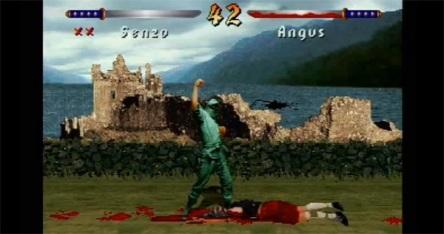 Juegos bizarros de pelea